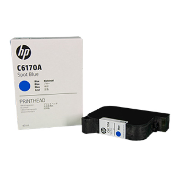 HP C6170A Blue Spot Color Inkjet Cartridge