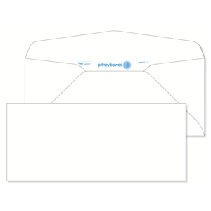 Pitney Bowes® Envelopes #9 Gummed White 24lb
