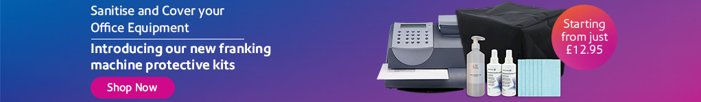 Franking machine cover kits - Pitney Bowes