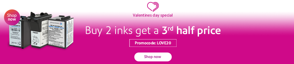 LOVE20 Offer - Pitney Bowes