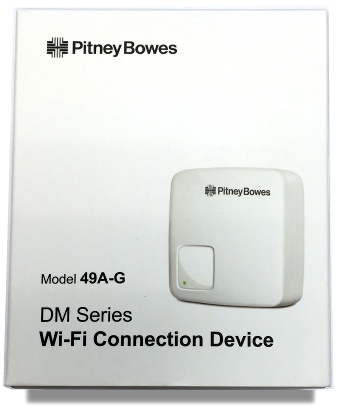 Wi-Fi Connection Device - DM Series & SendPro 300