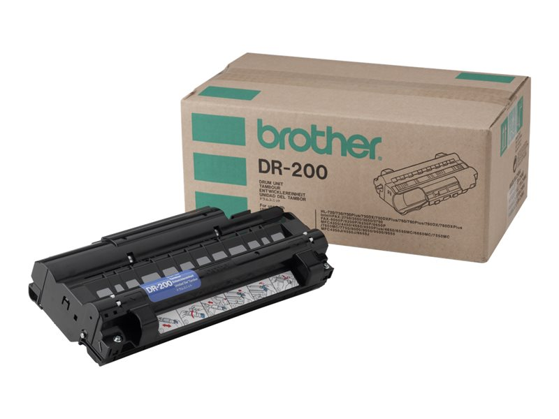Brother DR200 Drum Unit (12,000 yield)