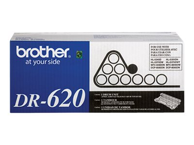Brother DR620 Drum Unit (25,000 yield)
