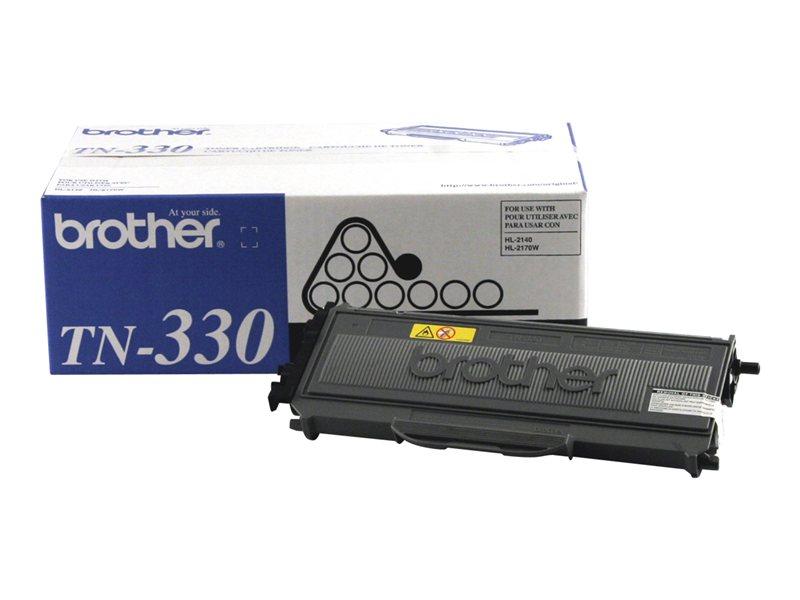 Brother TN330 Standard Yield Toner Cartridge (1,500 yield)