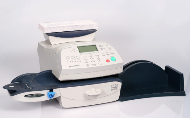 DM125 postage meter for Shipping & Mailing | Pitney Bowes
