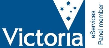 Victoria eServices Panel Member logo