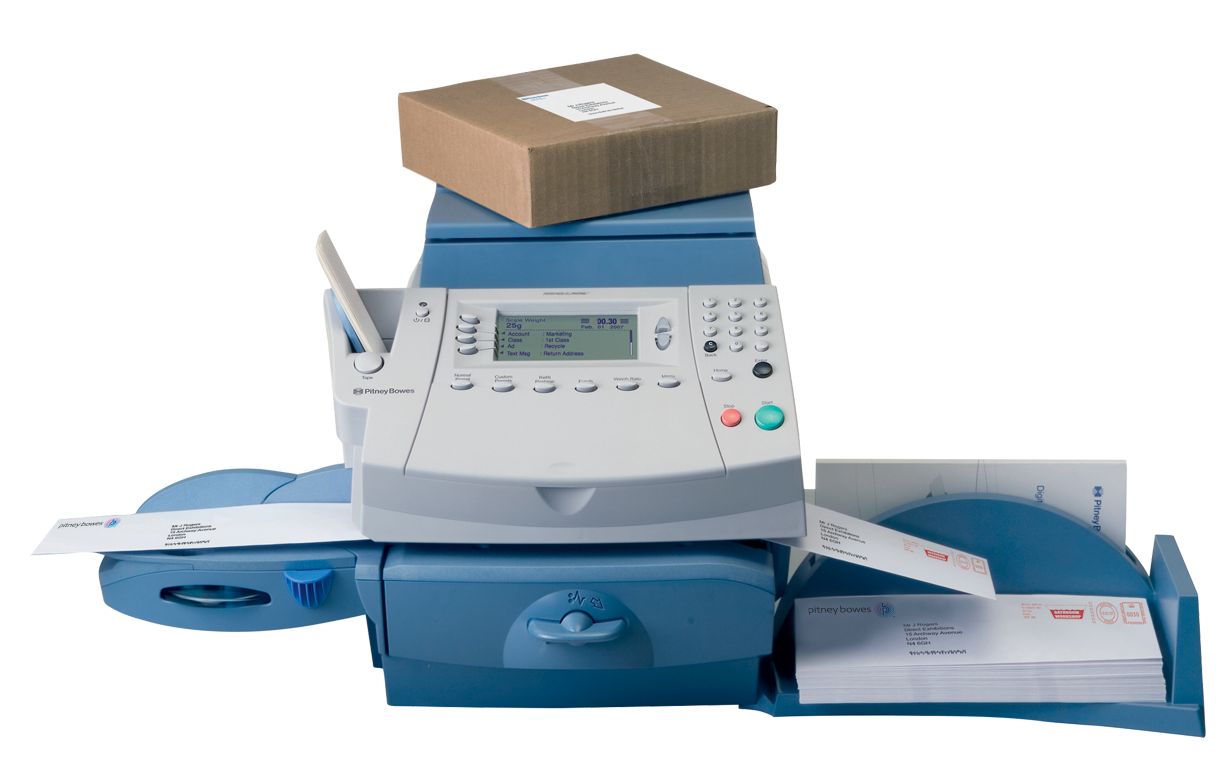Apparel Machinery Mail: Postage Meters And Office Shipping Software