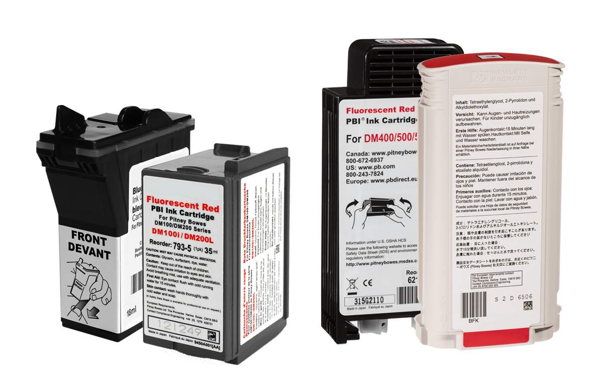 Postage Meter Ink and Supplies