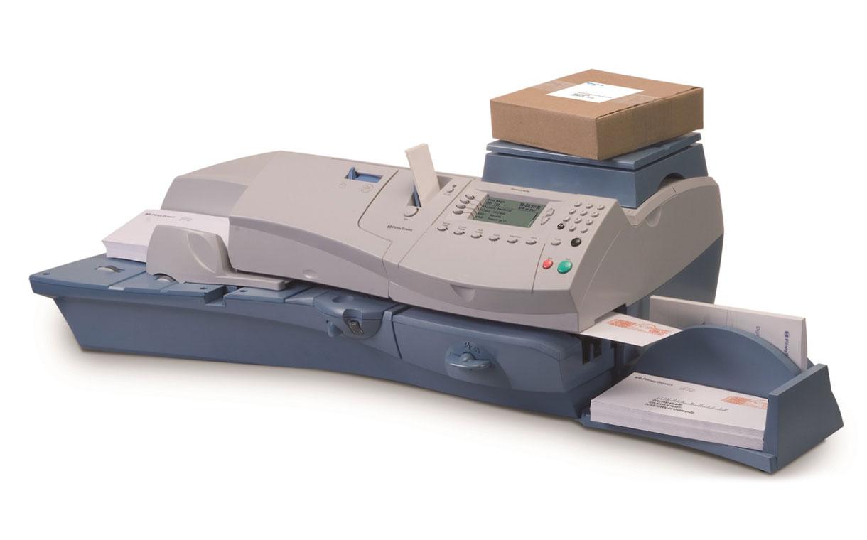 Dm400 Digital Postage Meter