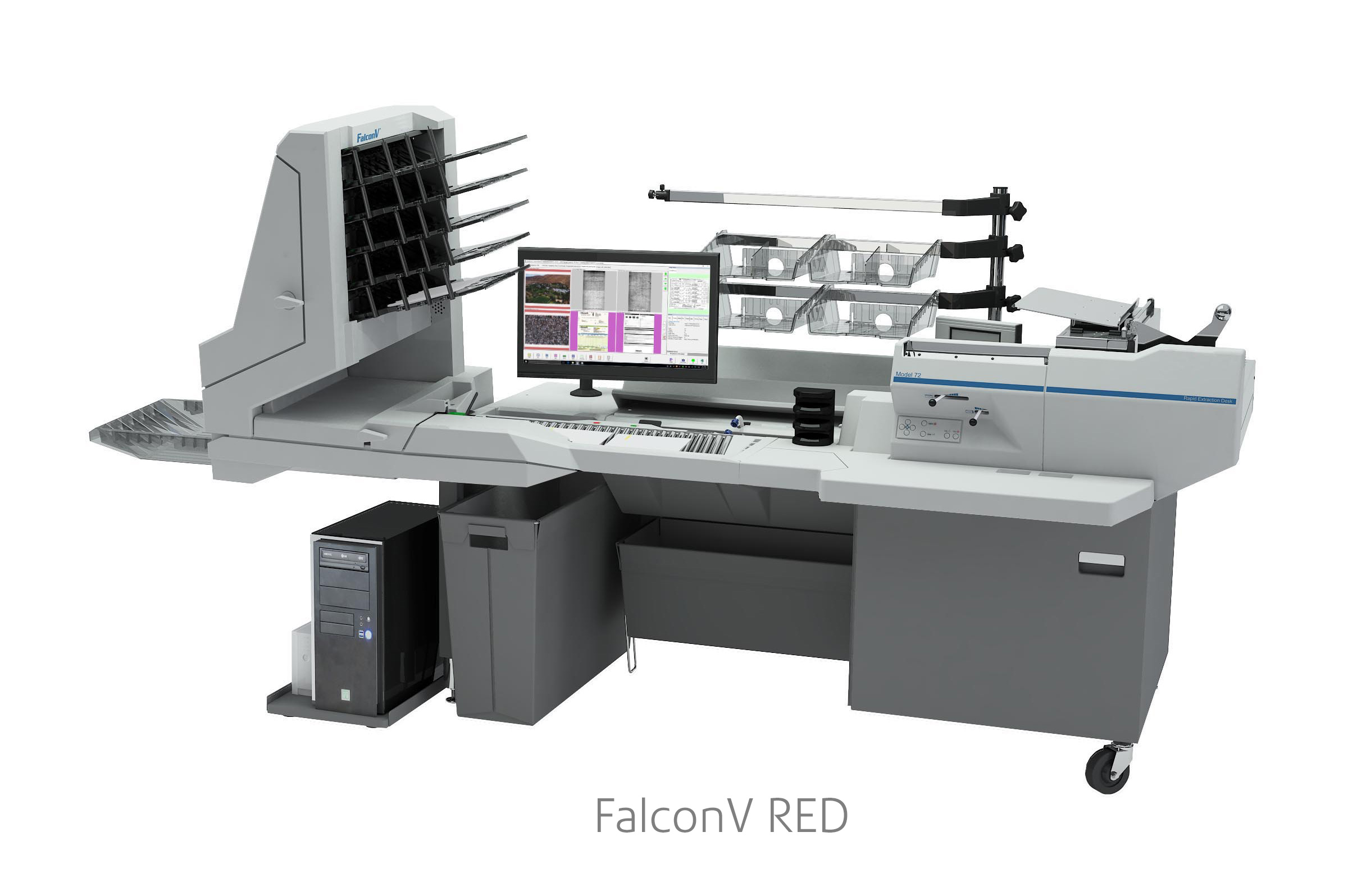 FalconV RED