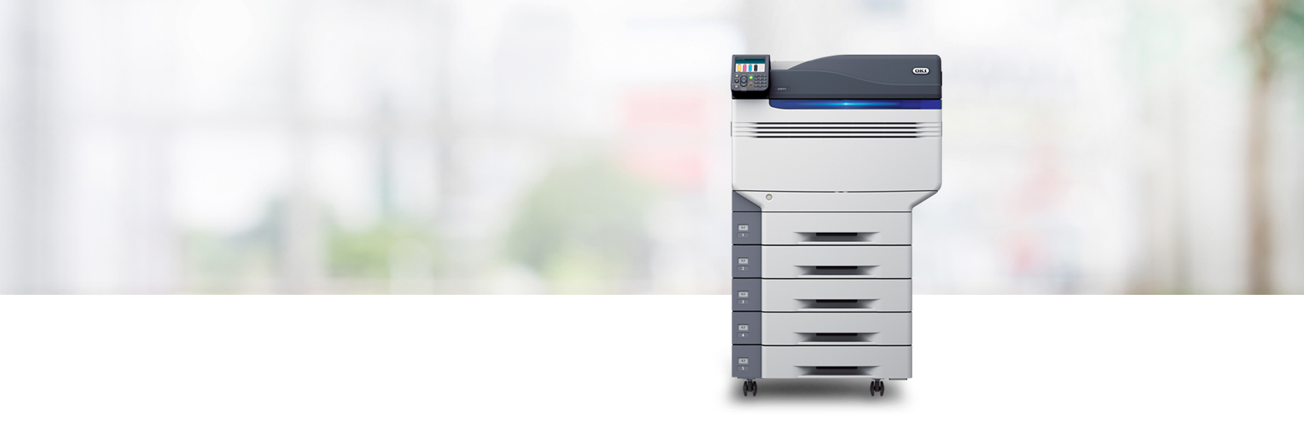 OKI C911 A3 Colour Printer}
