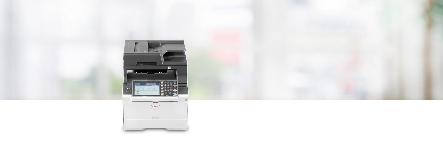 OKI ES5473 Multifunction Printer}