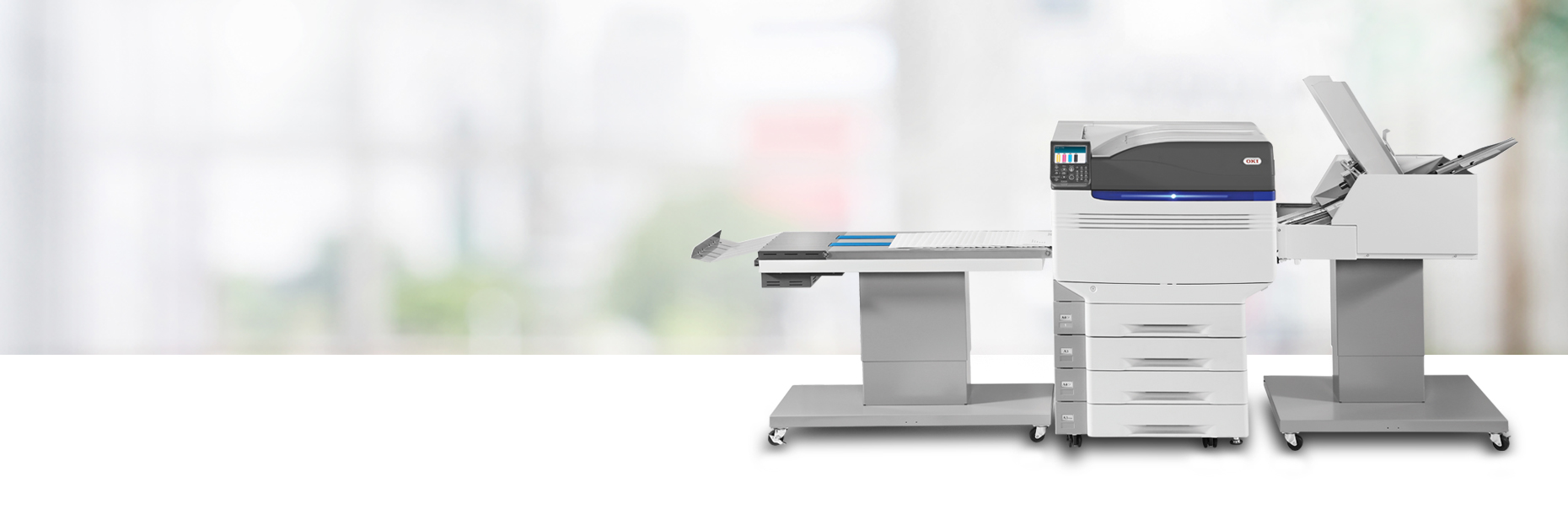 OKI Pro 9431DP+ Envelope Printer}