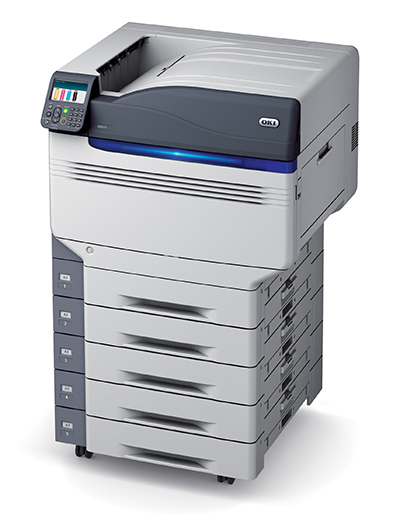 OKI C911 A3 Colour Printer