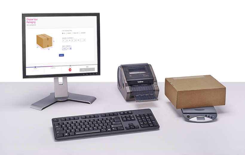 SendPro™ integrated shipping solution
