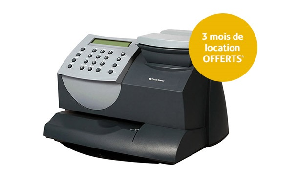 DM60 franking machine