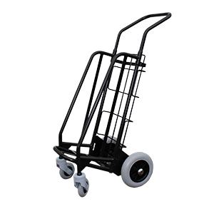 Chariot diable pliant - 4 roues