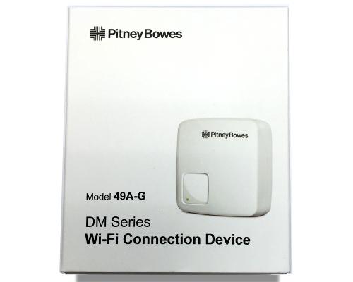 Boîtier Wi-fi pour les machines à affranchir séries DM