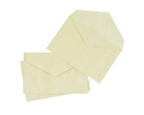 1000 enveloppes pour bulletin de vote Blanc Gommée 90 x 140mm