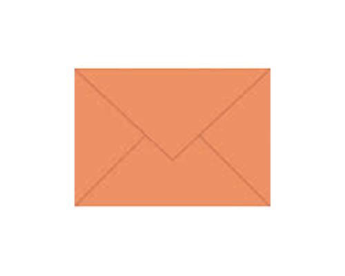 1000 enveloppes pour bulletin de vote orange 90 x 140mm 70g