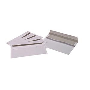 Boîte De 500 Enveloppes - 114X162 (C6) - 80g - Sans Fenêtre - Autocollante