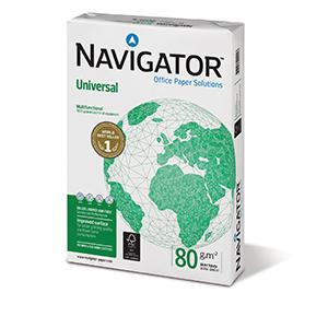 Ramette - NAVIGATOR UNIVERSAL - A4 - 80gr - LD+Dispatch