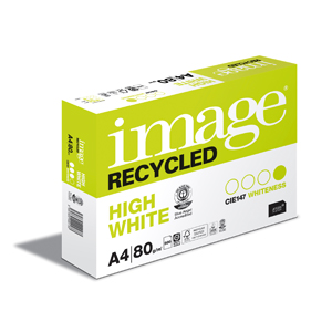 Ramette - IMAGE RECYCLED -HIGH WHITE - A3 - 80gr - LD+Dispatch