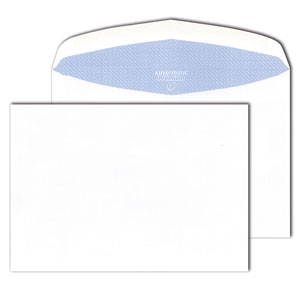 Briefumschläge C5, gummiert, ohne Fenster, 80 g/m²