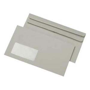 Briefhülle kompakt 125 x 235 mm