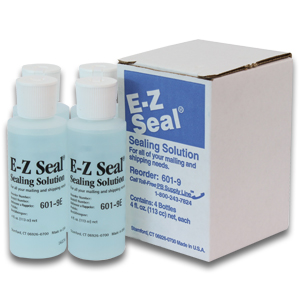 Schließflüssigkeit für alle Modelle mit automatischer Schließvorrichtung, 4 Flaschen (je 118 ml)