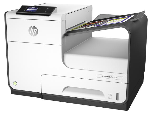 HP PW 452DW TINTENSTRAHLDRUCKER D3Q16B#A81 A4/DUPLEX/WLAN/FARBE