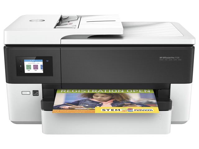 HP OJ Pro 7720 4In1 Tintenstrahldrucker Y0S18A#A80 A3/Multi/Farbe
