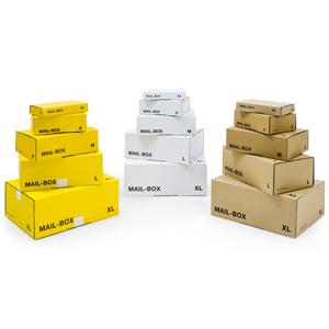 Mail-Box M, weiß, 331x241x104, 20er