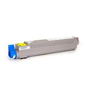 Toner gelb für Kuvert-Laserdrucker PBDP