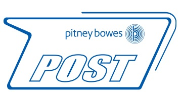 Pitney Bowes POST logo
