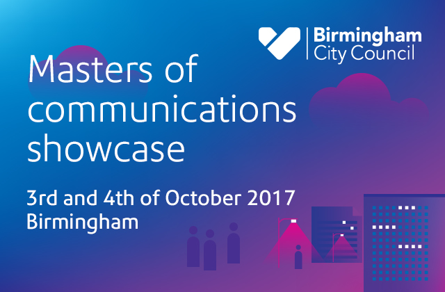 Masters of communication showcase
