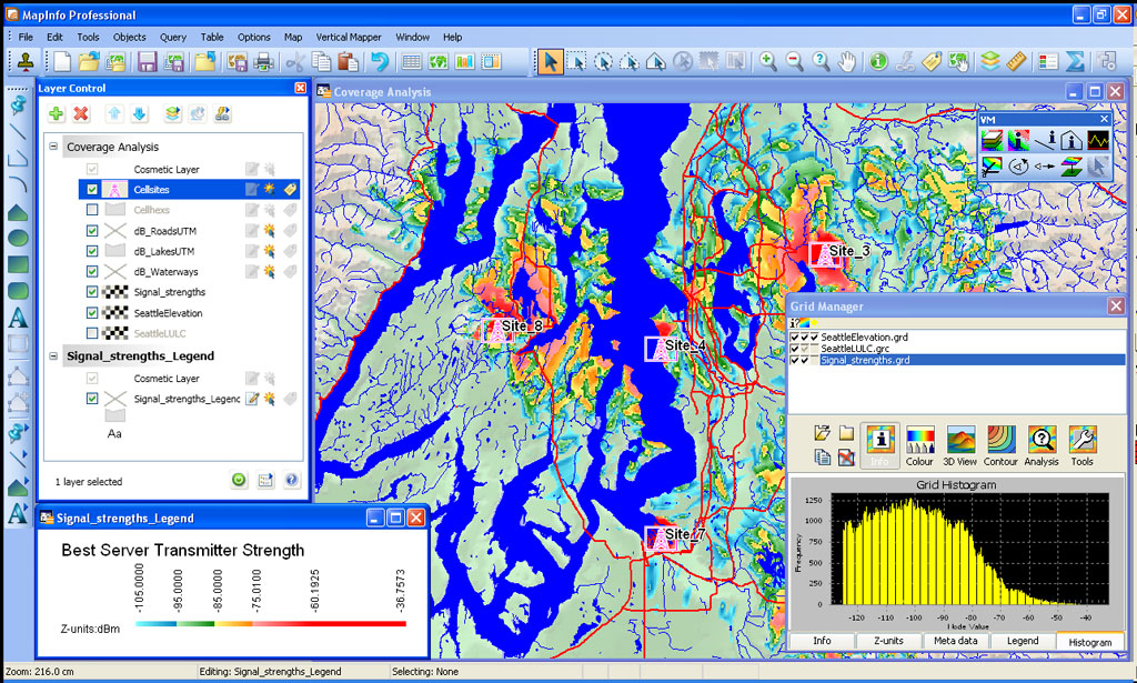 vertical mapper mapinfo