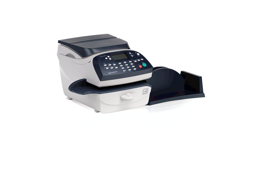 DM110i Digital Franking Machine side view