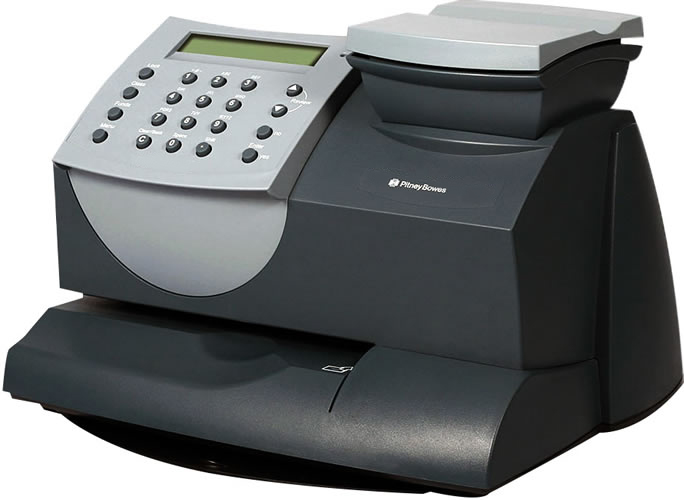 DM60 franking machine spesifications