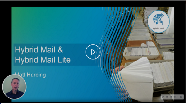Hybrid Mail and Hybrid Mail Lite
