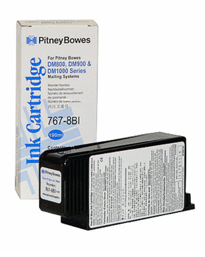 Franking Ink Cartridge - Blue - DM800, DM900, DM1000 Series