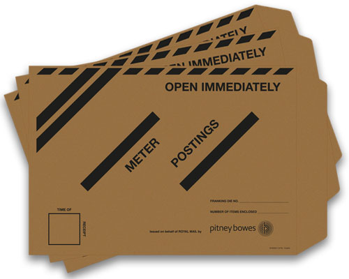 Pitney Bowes® Late Mail Envelopes - 325x230mm - pk200