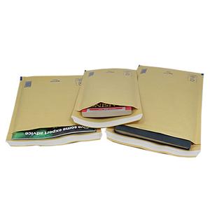 Arofol Size AR7 Gold Padded Bubble Envelopes 230x340mm - Pack 100
