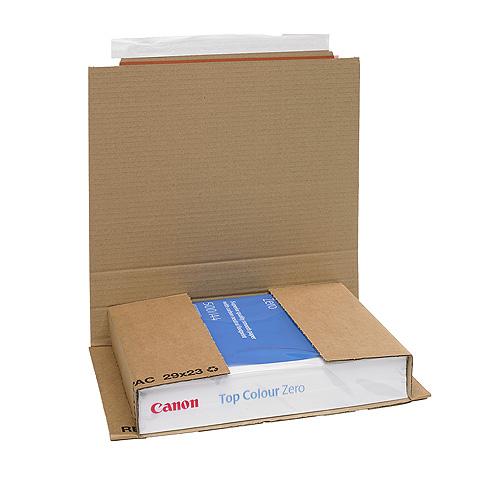 Brown Postal Wrap - PW4 - 301x232x0-47mm - pk25