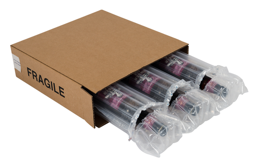 **NEW** AirSac Inflatable Cushioning - Triple Beer Bottle Kit - 630x350mm - pk25