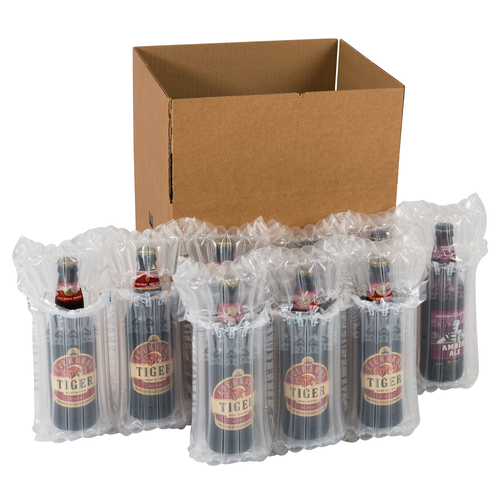 **NEW** AirSac Inflatable Cushioning - Nine Beer Bottle Kit - pk25
