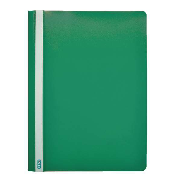 Elba Report File A4 Green (Pack of 50) 400055031