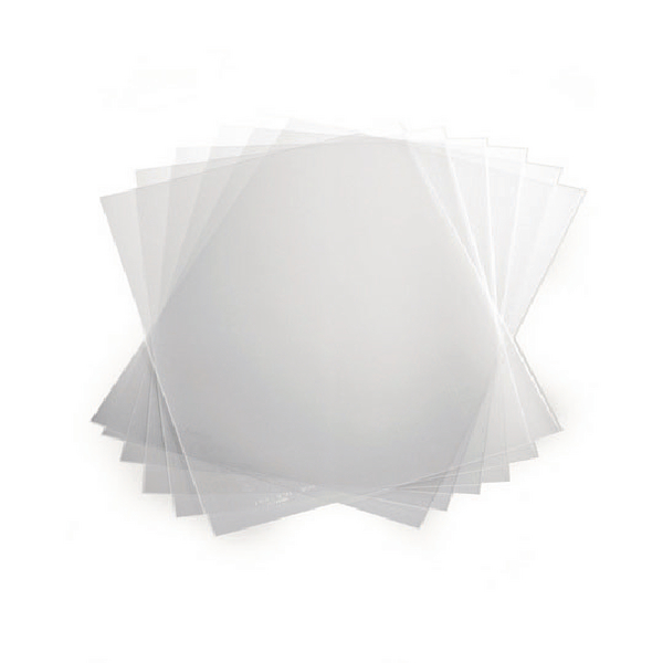 Durable Report Cover A3/A4 Folded Gloss Opaque (Pack of 50) 2939/19