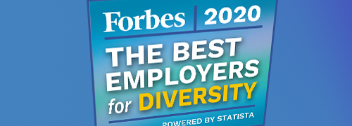 The best employers for diversity logo