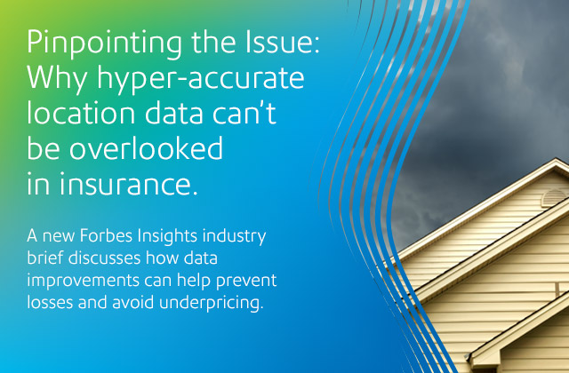 Why hyper-accurate location data can't be overlooked in insurance